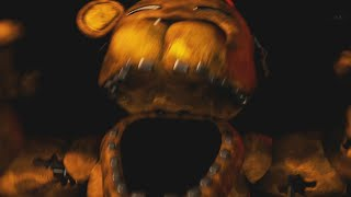 FREDDY OPENED ITS SUIT TO STUFF ME INSIDE OF IT?! | FNAF One Night With Golden Freddy