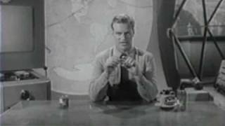 1950's Decoder Ring TV Commercial