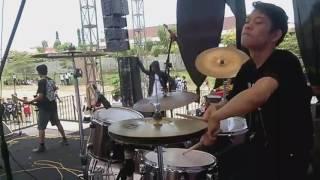 Drum Cam Ahmad Kurniawan SCREAM OF VEXIA  UNHOLLY CONFENSION A7X Cver