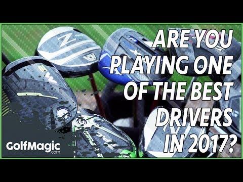 Best golf drivers 2017 review | GolfMagic