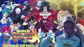 OMG DRAGON BALL HEROES OFFICIELLEMENT EN ANIME + NEWS DBS LE FILM !