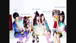 4minute 포미닛 - Heart to Heart 하트 투 하트 + Mp3 donwload