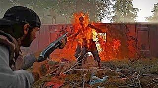 DAYS GONE - Gameplay Trailer NEW (2019) PS4