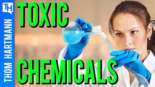 Toxic Chemicals Found In Nearly Everyone's Blood (w/ Dr. David Andrews)