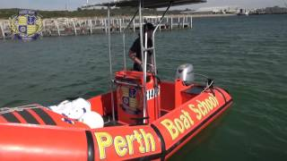 Skippers Ticket Practical Test