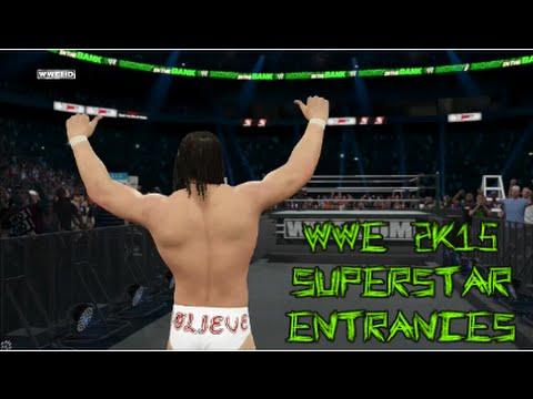 WWE 2K15 | All Superstar Entrances (Xbox One)