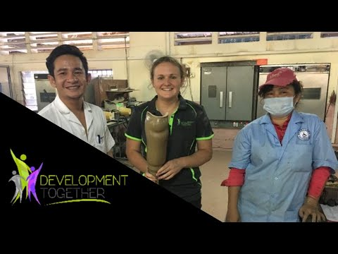 Cambodia Prosthetics and Orthotics Volunteer Placement