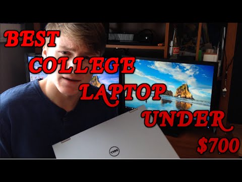 BEST college laptop UNDER $700! Dell Inspiron 7359 Review!
