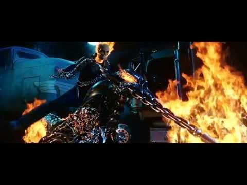 ghost rider 1 bike 1st time