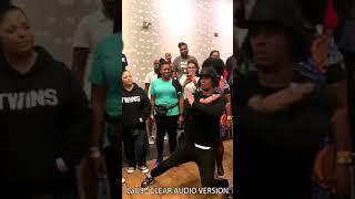 Larry (Les Twins)   TroyBoi   KinjaBang (CLEAR AUDIO)