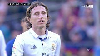 Luka Modric Vs Barcelona (A) 720p HD 03/12/16 By RealMadrid.Universe