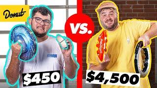 $450 Brakes vs $4,500 Brakes | HiLow