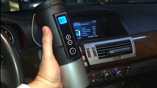 Автомобильный Электрочайник 12 вольт с AliExpress. Автомобильный чайник который хорошо работает!