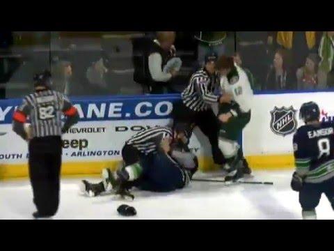 Dawson Leedahl vs. Ethan Bear
