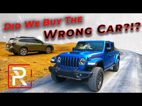 Is the Jeep Gladiator Mojave a Truck That Made Us Regret Buying the Subaru Outback?