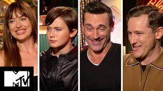 Bad Times At The El Royale Cast Play Never Have I Ever *SPOILERS* | MTV Movies