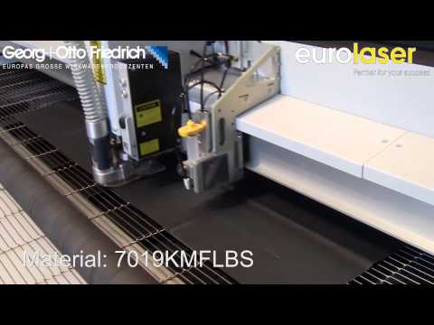 Polyester fabrics in laser test | Laser cutting