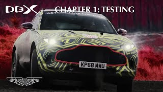 YouTube Video WvUGRJQ2OeI for Product Aston Martin DBX Crossover by Company Aston Martin in Industry Cars