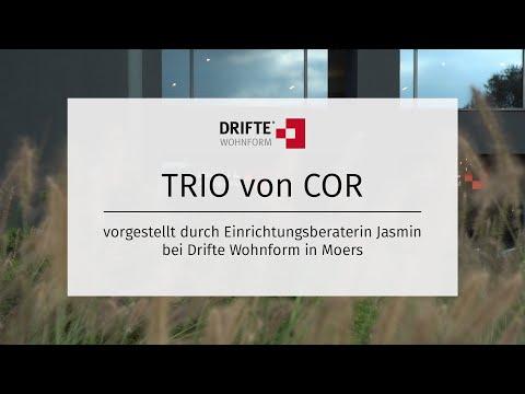 """Das """"COR Trio Sofa"""" - lässige Polster für jedes Wohnkonzept // Drifte Experten Team"""