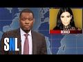 Weekend Update on Kim Kardashian's Stolen Diamonds - SNL
