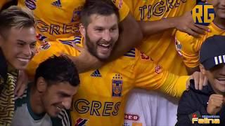 TIGRES CAMPEON Toronto vs Tigres 1-3 FINAL Campeones Cup RESUMEN HD