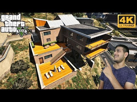 GTA 5 : BUYING A NEW BUNGLOW