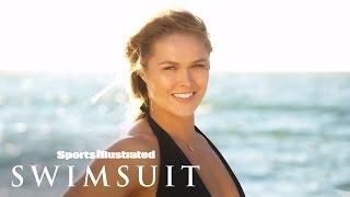 Ronda Rousey On Set For Swimsuit Photoshoot | Sports Illustrated Swimsuit