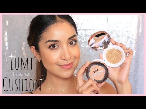 L'Oréal Lumi Cushion Foundation Review/Demo