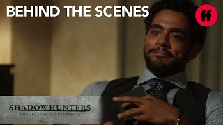 Shadowhunters | Behind The Scenes Season 2: Aldertree's Office