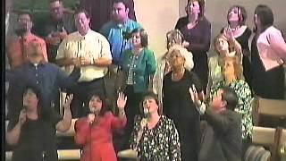 NORTHPORT CHURCH OF GOD CHOIR, Love, Worship and Praise Medley