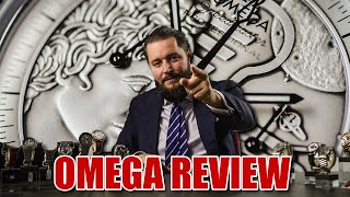 Omega Kollektions Review - Speedmaster, Seamaster DeVille uvm...