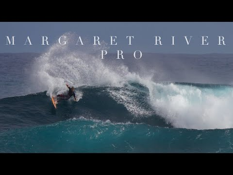 Pro surfers ripping Margaret River