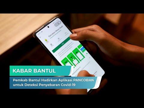 Pemkab Bantul Hadirkan Aplikasi PANCOBAN untuk Deteksi Penyebaran Covid-19 | Kabar Bantul