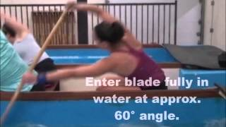 How To Paddle - Dragon Boat Technique