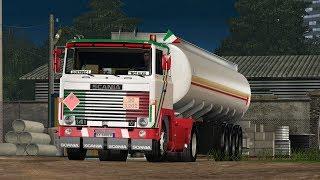 ETS 2 1.27 ItalyMap 2.0  Scania 141  Bologna - Roma