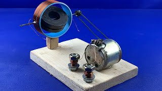 Free Energy Generator Using  Magnetic || Easy at home