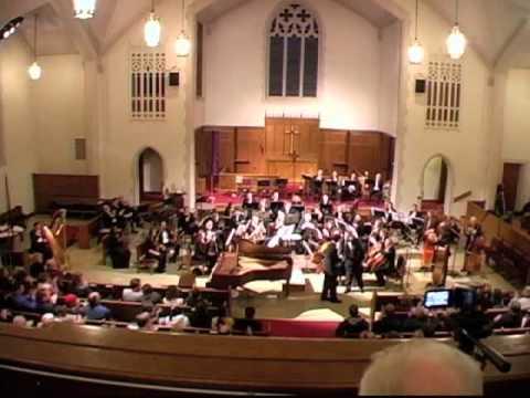 Kenwood Symphony Orchestra presents Derek Hartmann performing Mozart