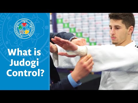 What is Judogi Control?