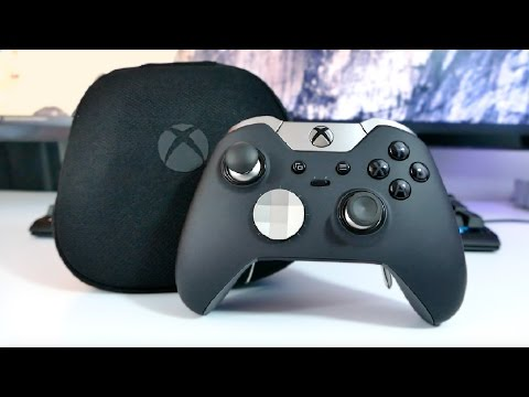 Xbox One Elite Controller Full Review