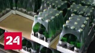 Торговые сети больше двух лет торговали поддельной минералкой - Россия 24