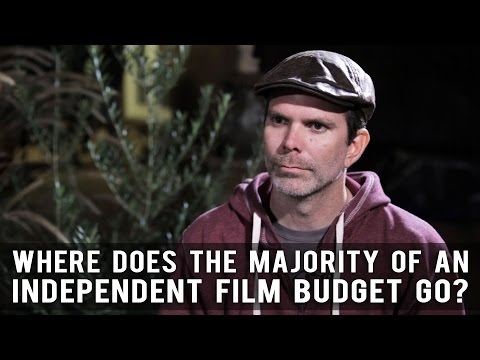 Where Does The Majority Of An Independent Film Budget Go? by Devin Reeve