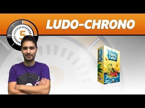 LudoChrono - Dino twist - English version