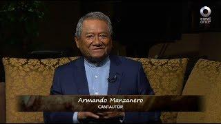 Conversando con Cristina Pacheco - Armando Manzanero