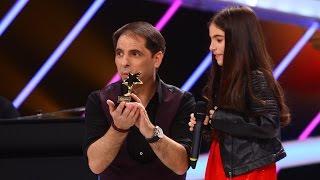 Katia Cărbune a primit Golden Star!
