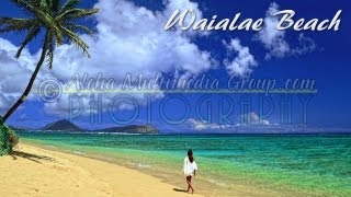 preview picture of video 'Waialae Beach View of Hanauma Bay & Koko Head'