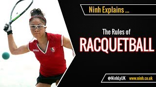 The Rules of Racquetball - EXPLAINED!