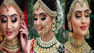 Bridal Jewellery 2019-20 || Jewellery For Bridal || Heavy Bridal Jewellery #girlsfavourite
