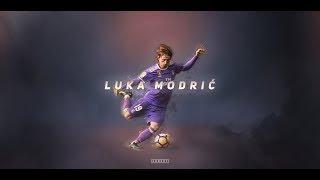 Luka Modric » Attacking & Defensive Skills 2017 ||HD||