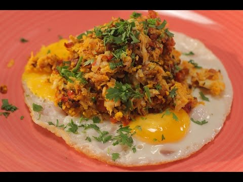 Egg Ghotala | 5 Best Egg Recipe With Chef Anupa | Sanjeev Kapoor Khazana