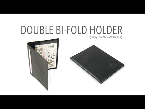 Bi-Fold Packet Holder – New JOL by Jerry O'Connell
